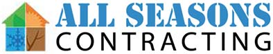All Seasons Contracting Main, Logo